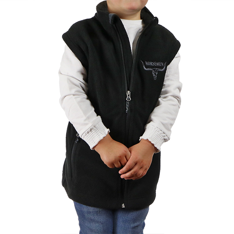 """Featured image for """"Port Authority Fleece Vest - Youth"""""""