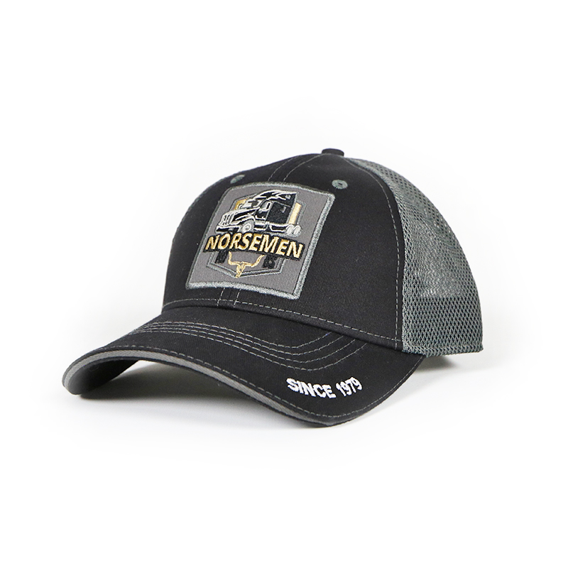 """Featured image for """"Old 218 Trucker Cap - NO BS"""""""